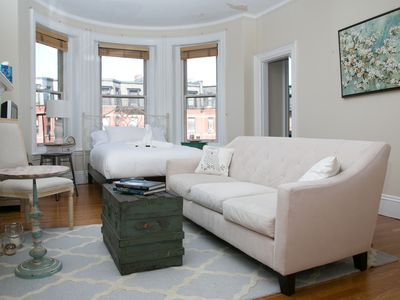 Photo for Charming Studio in Back Bay by Sonder