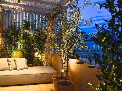 Photo for Hidesign Athens Acropolis Luxury Penthouse In Plaka