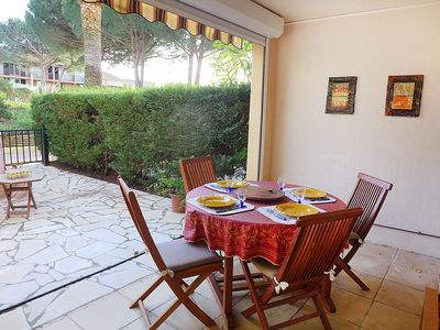 Photo for Apartment in Roquebrune-sur-Argens with Parking, Internet, Washing machine, Air conditioning (310445)