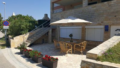 Photo for Attractive holiday apartment directly at the sea for 4 to 5 persons