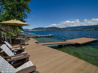 Photo for 3BR Cottage Vacation Rental in West Kelowna