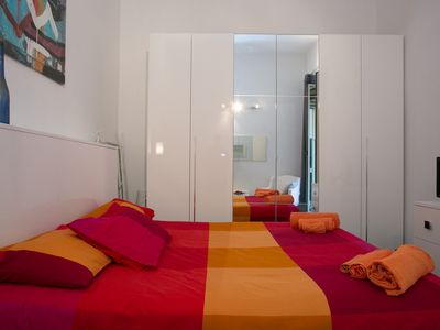 Photo for Holiday apartment Rome for 3 - 6 persons with 2 bedrooms - Holiday apartment