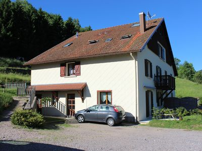 Photo for Apartment in the Hautes Vosges 10 people with ping-pong room and wifi
