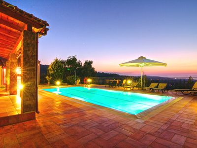 Photo for Rethymno: Givera Villa - Luxury & Privacy