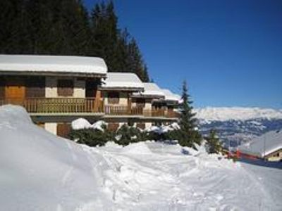 Photo for Les Collons: Chalet Valais Switzerland