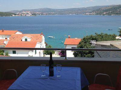 Photo for Apartment Vik  A3(2+2)  - Razanj, Riviera Sibenik, Croatia