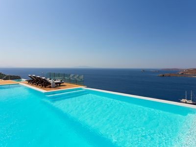 Photo for BlueVillas | Horatia | Private Infinity Pool