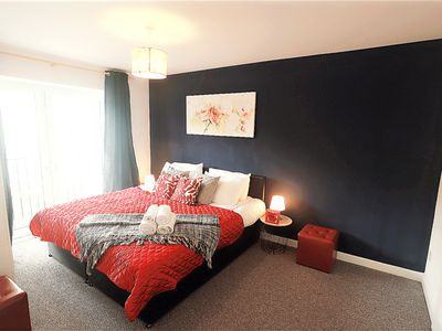 Photo for Birmingham Airport/NEC Chalets (Flat 6)