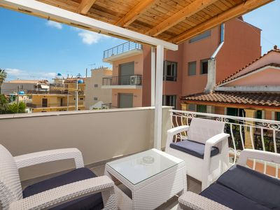 Photo for Demargia Villa C - Loft Apartment in Zakynthos Town for 2 - 4 persons