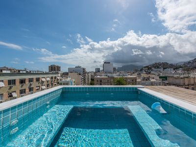 Photo for W01. 403 · Trendy Penthouse 4 Suites Copacabana