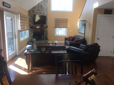 Photo for NEW RENTAL !! Impeccable mountain-view home...  sleeps 10