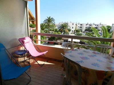 Photo for THE FAVIERE - 2 Rooms close to the beach.