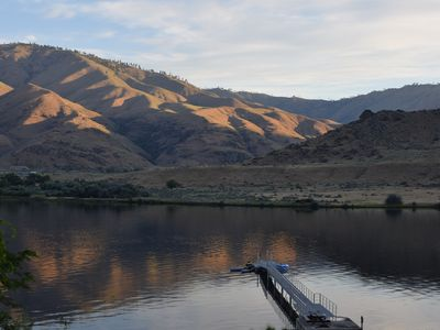 Photo for Waterfront Home with Dock in East Wenatchee- Sleeps 14