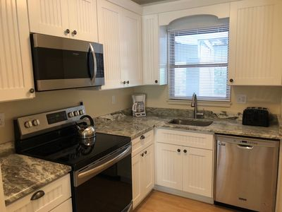 Photo for FREE ACTIVITIES INCLUDED!  2 bedrooms, 1.5 bath townhouse with central air, full kitchen, includes microwave, dishwasher, washer/dryer, WiFi internet.