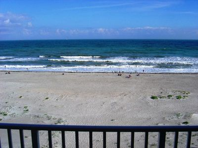 Photo for ~*~Dynamic Direct Ocean Front Condo in Cocoa Beach @ Sandcastles~*~