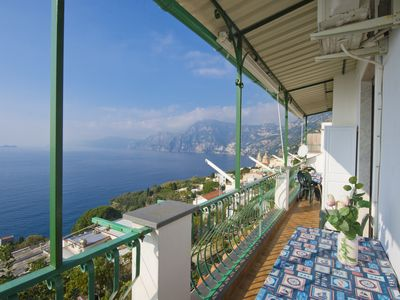 Photo for holiday home li galli praiano in the heart of the Amalfi coast and positano