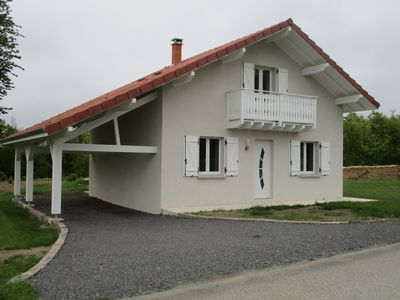 Photo for Furnished 4 * 120m ² for weekend in peace in full nature