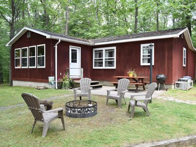 Photo for 3BR Cabin Vacation Rental in Rhinelander, Wisconsin