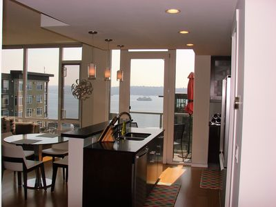 Photo for Furnished Downtown Seattle Penthouse Condo: 3 month minimum rental