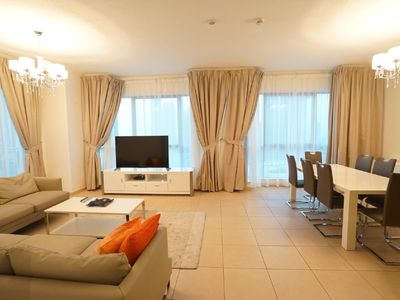 Photo for near Dubai Mall&Burj Khalifa!Family luxurious room , Residence 1#2101