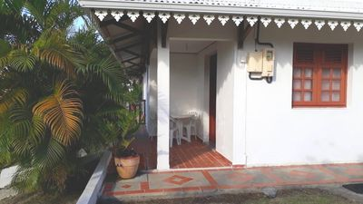 Photo for T3 60m² for holidays in the South of Martinique