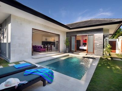 Photo for This villa is a 1 bedroom(s), 1 bathrooms, located in Denpasar , Bali.