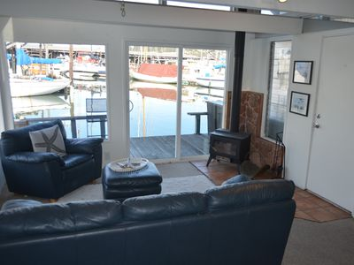 Photo for 1BR House Boat Vacation Rental in San Rafael, California