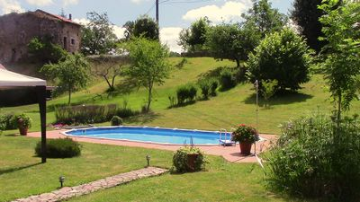 Photo for House with pool on the threshold of the Picos de Europa