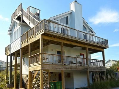 Photo for Blue Crab Cottage | Oceanside | Ocean Sands | Corolla | Sleeps 10