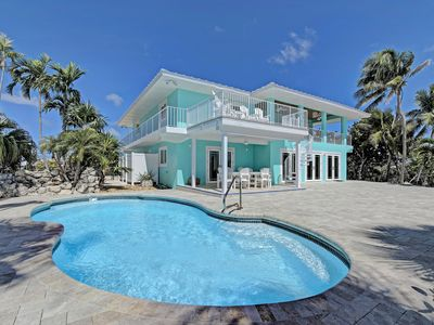 Photo for Pier Pressure ~ 4 bedroom/4 bath luxury home with HUGE LOT & FREE Boat Slip