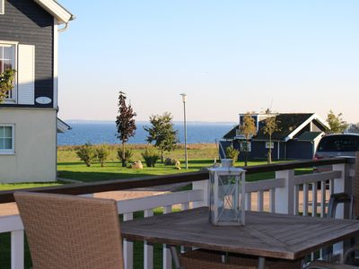 Photo for Beautiful holiday home with sea view, beach location, Wi-Fi, sauna, animals allowed,