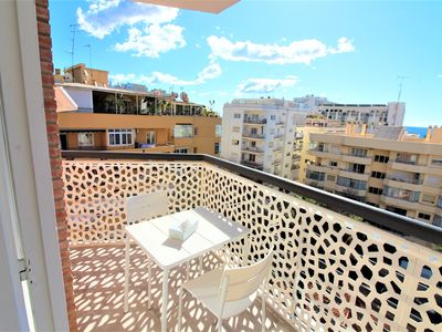 Photo for Beautiful apartment for 4 people in the center of Marbella