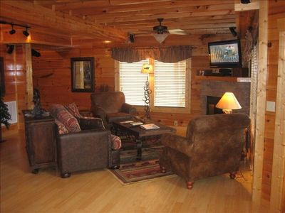 Photo for Come and RELAX at Happy-Trails (as low as $130/Night)