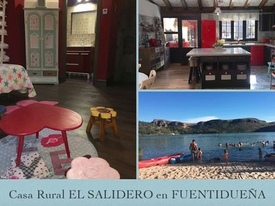 Photo for Cottage El Salidero up to 24 people