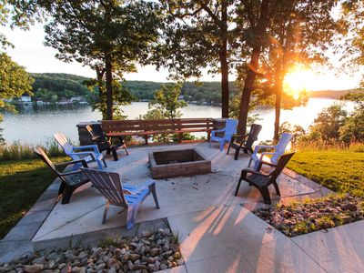Photo for Large Luxury Home~Huge Dock~Perfect for Large Groups~Incredible Views