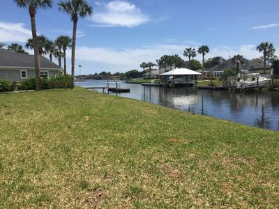 Photo for Breathtaking Views! Intercoastal waterfront home w/ pool!  1 mi. from Mayo Clinc