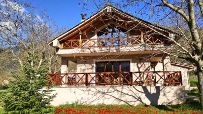 Photo for Chalet Coquelicot (Co-cli-co), relax in nature