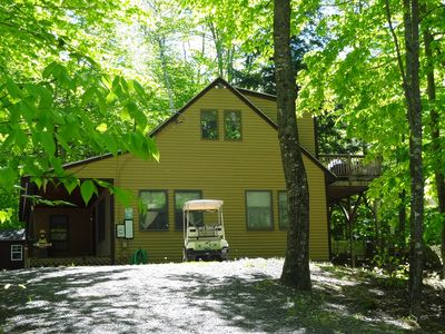 Frye Island 3br Home With Its Own Private Beach And Dock Across The Street