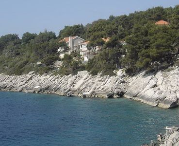 Photo for Holiday apartment with 30 sqm terrace and sea view