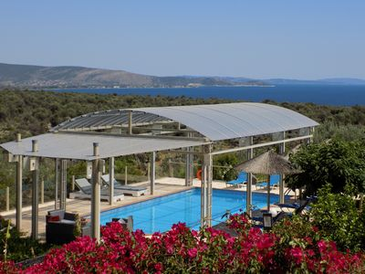 Photo for Luxurius and Comfortable Villa With Private Heated  Pool