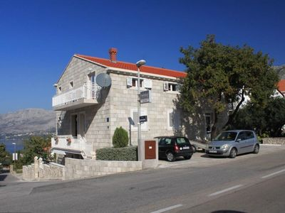 Photo for Apartment in Cavtat (Dubrovnik), capacity 2+3