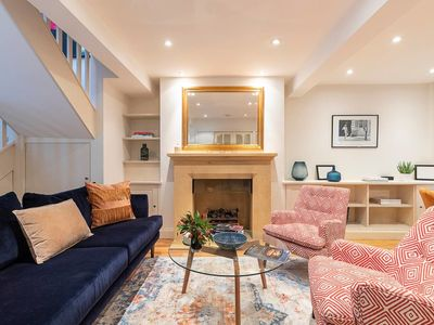 Photo for Stunning 3 bed house near Regent's Park (for 7)