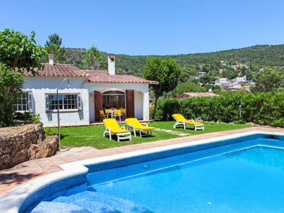 Photo for Vacation home Montsia  in Calonge, Costa Brava - 6 persons, 3 bedrooms