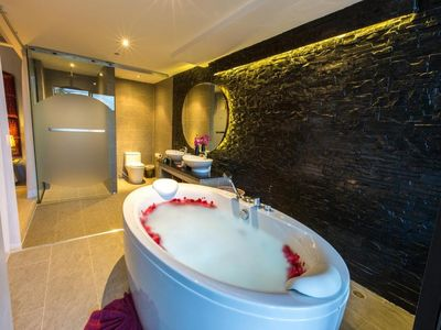 Photo for Superior Jacuzzi Suite With Plunge Pool (C)