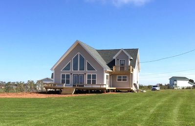 Photo for Waterfront Summer Home - 4 bedroom in Stanley Bridge
