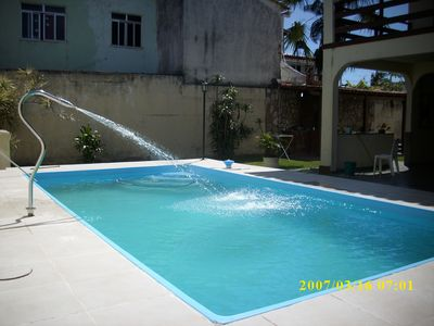 Photo for Excel. House In Braga Swimming Pool A 300 Mtrs Daily Beach starting from 300.00 6 people