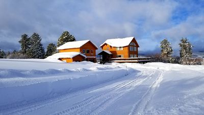 Photo for Now booking for Thanksgiving, Christmas, New Year, and Spring Skiing!