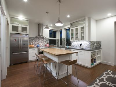 Photo for The Golden Zone - Modern Home - Minutes from Downtown Bend and Old Mill, Gourmet Kitchen