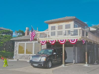 Photo for Oceanfront Rental Manzanita Escape Your Troubles Here...