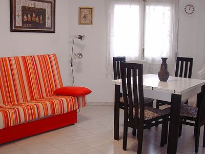 Photo for One bedroom Apartment, sleeps 3 in Empuriabrava with WiFi